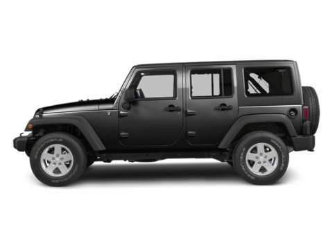 2013 Jeep Wrangler Unlimited C Black V6 36L Automatic 19222 miles  Four Wheel Drive  Tow Hook