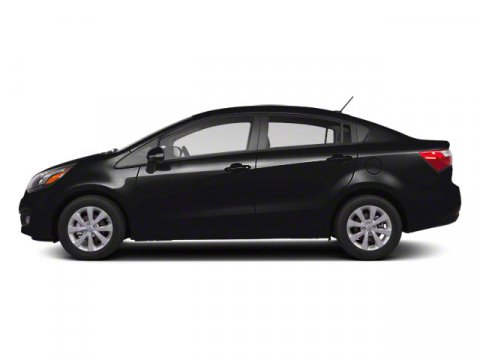 2013 Kia Rio LX Aurora Black PearlBlack V4 16L Automatic 0 miles Its the start of something