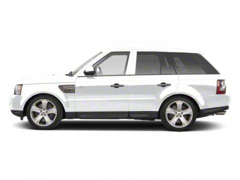 2013 Land Rover Range Rover Sport HSE Fuji White V8 50L Automatic 42488 miles  Keyless Start