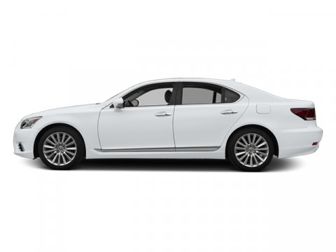 2013 Lexus LS 460 4DR SDN RWD Ultra White V8 46L Automatic 31764 miles  Rear Wheel Drive  Pow