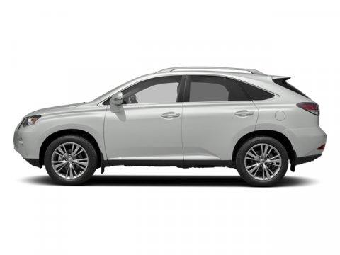 2013 Lexus RX 350 Starfire PearlLight Gray V6 35L Automatic 32674 miles  COMFORT PKG -inc he