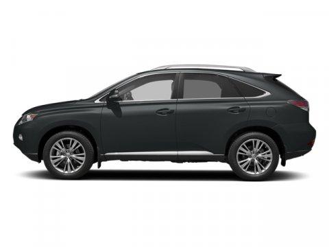 2013 Lexus RX 350 4DR FWD Nebula Gray Pearl V6 35L Automatic 65210 miles  Keyless Start  Fron