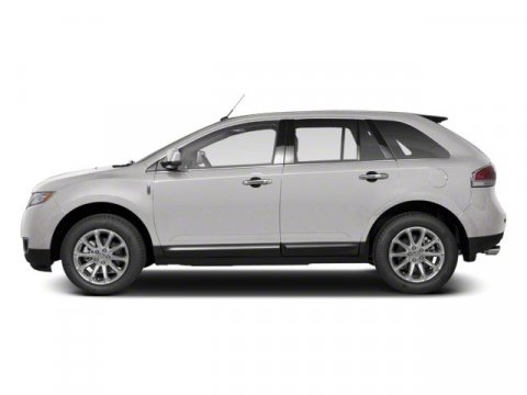 2013 Lincoln MKX White Platinum Metallic Tri-CoatMedium Light Stone V6 37L Automatic 42202 mil