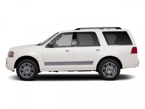 2013 Lincoln Navigator White Platinum Tri-Coat MetallicCharcoal Black V8 54L Automatic 38869 m