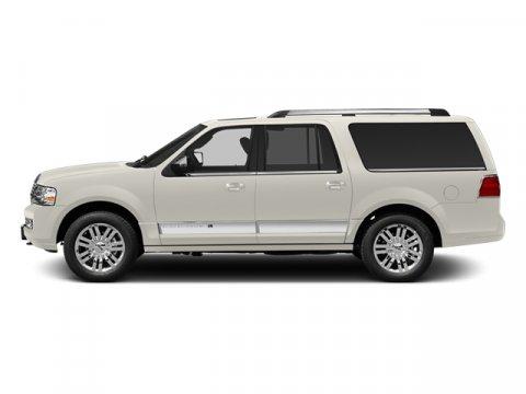 2013 Lincoln Navigator L White Platinum Tri-Coat MetallicTAN V8 54L Automatic 18438 miles Pric
