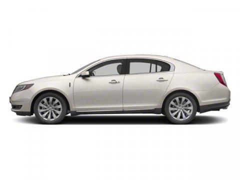 2013 Lincoln MKS EcoBoost White Platinum Metallic Tri-CoatBlack V6 35L Automatic 15151 miles L