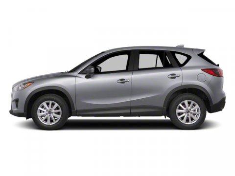 2013 Mazda CX-5 Grand Touring Liquid Silver MetallicBlack V4 20L Automatic 29583 miles Silver