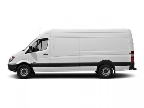 2013 Mercedes Sprinter Cargo Van 2500 170 Arctic WhiteLima Black V6 30L Automatic 10 miles For