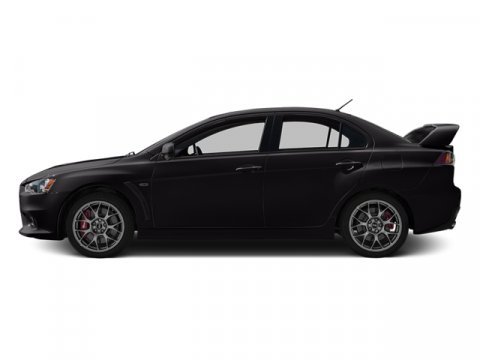 2013 Mitsubishi Lancer Evolution GSR Phantom BlackBlack V4 20L Manual 1 miles All New 2013 Lan