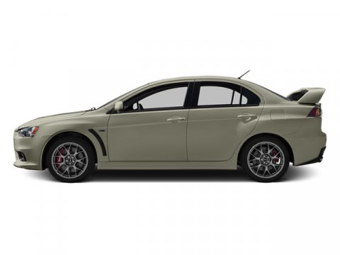 2013 Mitsubishi Lancer Evolution MR Mercury GrayBlack V4 20L Automatic 1 miles All New 2013 La