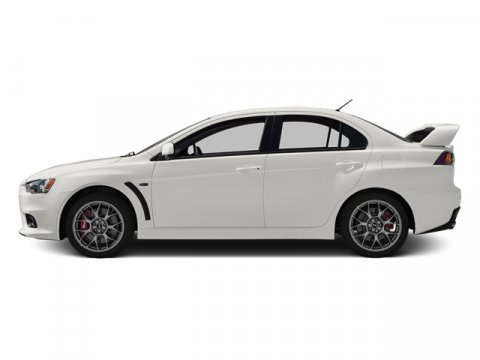 2013 Mitsubishi Lancer Evolution MR Wicked WhiteBlack V4 20L Automatic 5 miles All New 2013 La