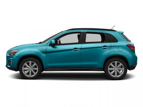2013 Mitsubishi Outlander Sport LE Laguna Blue MetallicBlack V4 20L Automatic 5 miles 2013 Mit