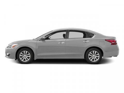 2013 Nissan Altima 25 S Brilliant Silver Metallic V4 25L Variable 43838 miles BLUETOOTH MP3