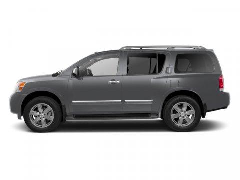 2013 Nissan Armada 56L Gun Metallic V8 56L Automatic 15224 miles  Rear Wheel Drive  Power S