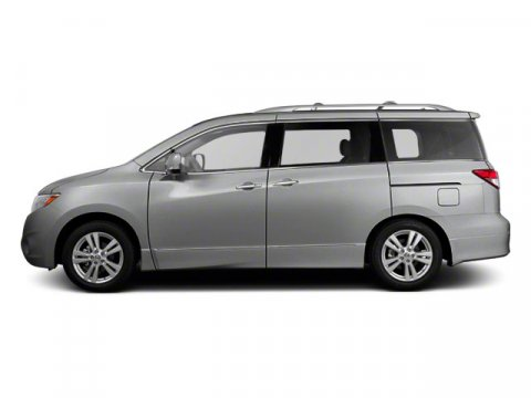 2013 Nissan Quest SV Brilliant Silver V6 35L Variable 57456 miles  Front Wheel Drive  Power