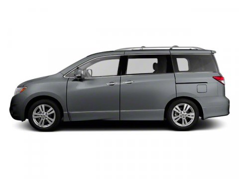 2013 Nissan Quest LE Platinum GraphiteGray V6 35L Variable 12 miles  Front Wheel Drive  Power