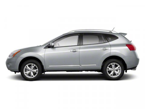 2013 Nissan Rogue S Brilliant Silver V4 25L Variable 41165 miles Certified One Owner Rogue S
