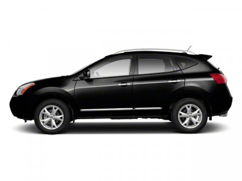 2013 Nissan Rogue 25L Super Black V4 25L Variable 20288 miles  Front Wheel Drive  Power Ste
