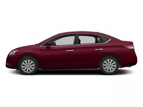 2013 Nissan Sentra S Red Brick V4 18L Variable 35463 miles  Front Wheel Drive  Power Steerin