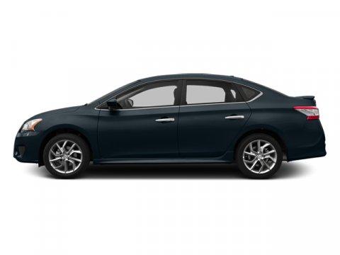 2013 Nissan Sentra SL Graphite Blue V4 18L Variable 19974 miles  Front Wheel Drive  Power St