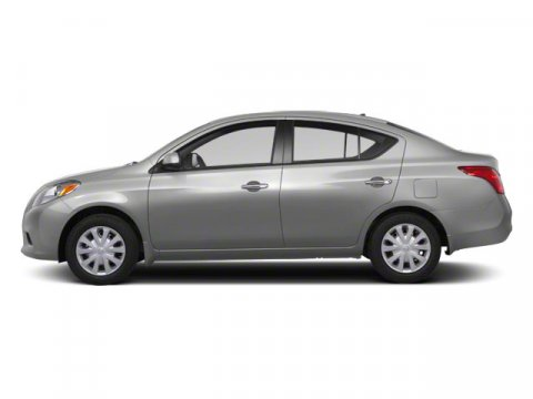 2013 Nissan Versa SV Brilliant Silver Metallic V4 16L Variable 35342 miles Versa 16 SV 4D Se