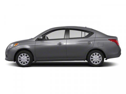 2013 Nissan Versa SV Magnetic Gray Metallic V4 16L Variable 45608 miles  Front Wheel Drive