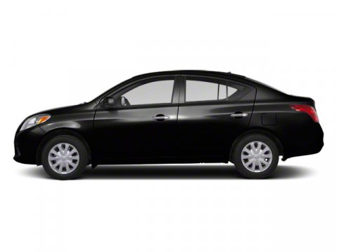 2013 Nissan Versa S Super BlackGray V4 16L Manual 31200 miles  Front Wheel Drive  Power Stee