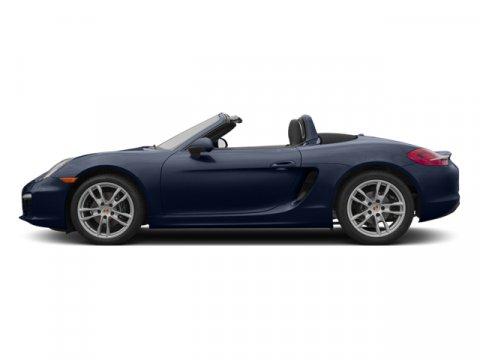 2013 Porsche Boxster Dark Blue MetallicBlack V6 27L Automatic 13173 miles ORIGINAL MSRP 68
