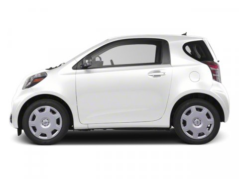 2013 Scion iQ Blizzard Pearl V4 13L Variable 0 miles Dont let size fool you this little car