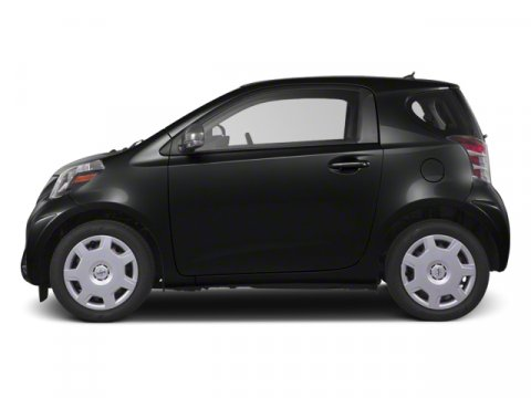 2013 Scion iQ Black Sand Pearl V4 13L Variable 5 miles Dont let size fool you this little ca