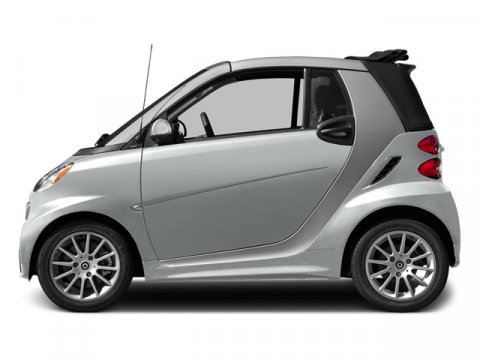 2013 Smart fortwo Silver MetallicDesign Black Fa V3 10 Automatic 2027 miles Snag a deal on th