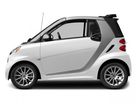 2013 Smart fortwo Passion Crystal WhiteBrown V3 10 Automatic 1405 miles Look at this 2013 Sma