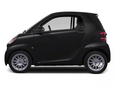 2013 Smart fortwo Passion Deep BlackDesign Black Fa V3 10 Automatic 36 miles  Rear Wheel Driv