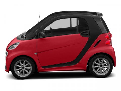 2013 Smart fortwo electric drive Rally RedDesign Black Fa V 0 Automatic 58 miles  Electric Mot