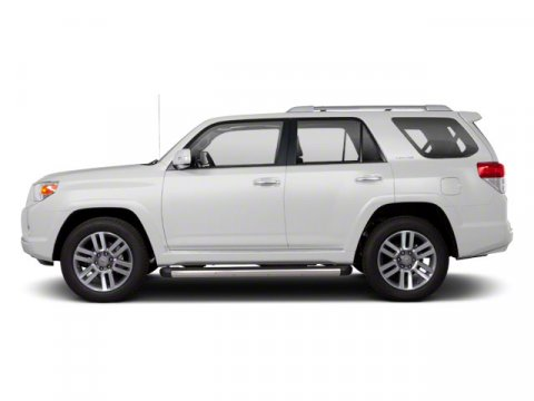 2013 Toyota 4Runner Limited Blizzard Pearl MetallicSolid Black V6 40L Automatic 6618 miles If