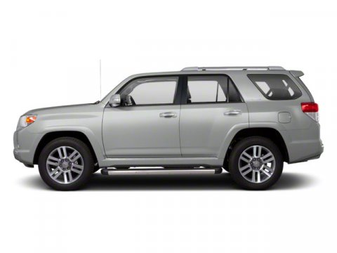 2013 Toyota 4Runner SR5 Classic Silver MetallicBlackGraphite V6 40L Automatic 5 miles If you