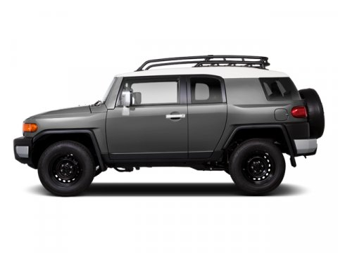 2013 Toyota FJ Cruiser Cement GrayBLACK V6 40L Automatic 36356 miles New Arrival CARFAX 1-OW