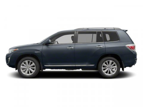 2013 Toyota Highlander Hybrid Limited Shoreline Blue PearlBlack V6 35L Variable 5 miles Toyota