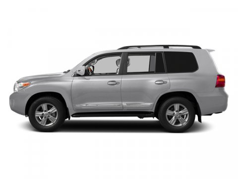 2013 Toyota Land Cruiser Classic Silver MetallicBlack V8 57L Automatic 11 miles After 60 years