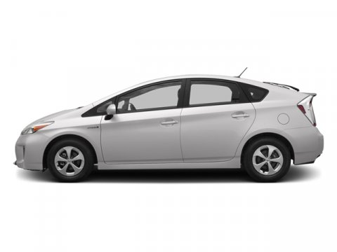2013 Toyota Prius Two Super WhiteDARK GRAY V4 18L Variable 33743 miles New Arrival CARFAX ONE