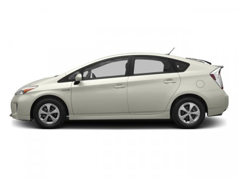 2013 Toyota Prius Three Blizzard Pearl V4 18L Variable 5 miles The worlds first and most succ