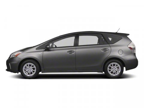 2013 Toyota Prius v Five Magnetic Gray MetallicMisty Gray V4 18L Variable 5 miles The worlds