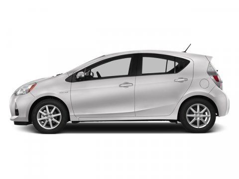 2013 Toyota Prius c One Super WhiteGray V4 15L Variable 5 miles The worlds first and most suc