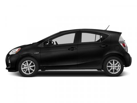 2013 Toyota Prius c Two Black Sand PearlDARK GRAY V4 15L Variable 24304 miles -New Arrival- -C