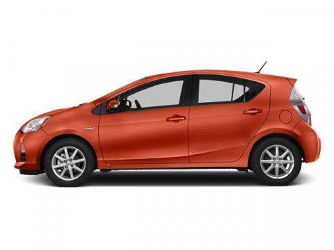 2013 Toyota Prius c One HabaneroGray V4 15L Variable 5 miles The worlds first and most succes