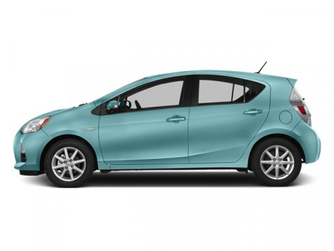 2013 Toyota Prius c One Summer Rain MetallicLT BLUE GRYBLK FABRIC V4 15L Variable 5 miles The