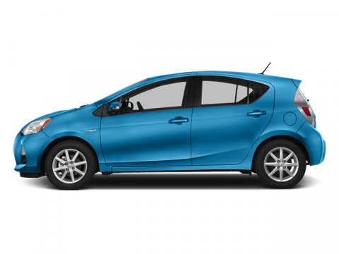 2013 Toyota Prius c One BLUETOOTH Blue Streak MetallicGray V4 15L Variable 46359 miles -THORO