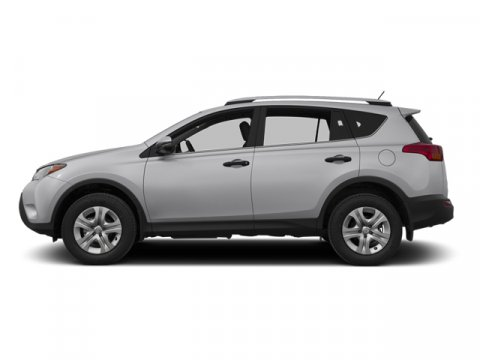 2013 Toyota RAV4 Limited Classic Silver MetallicBlack V4 25L Automatic 5 miles In the hotly-co