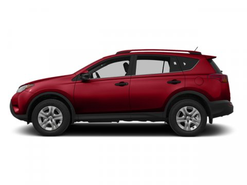 2013 Toyota RAV4 LE Barcelona Red MetallicAsh V4 25L Automatic 5 miles In the hotly-contested