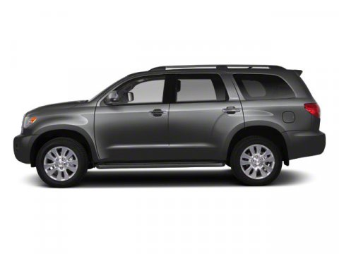 2013 Toyota Sequoia SR5 Magnetic Gray MetallicGray V8 57L Automatic 551 miles If you need the